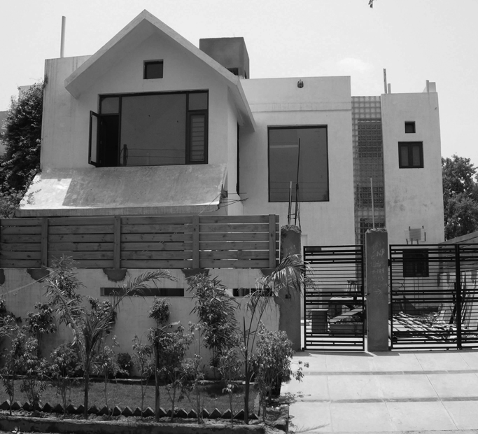 RESIDENCE FOR PUNJAB MINISTER, GURUGRAM